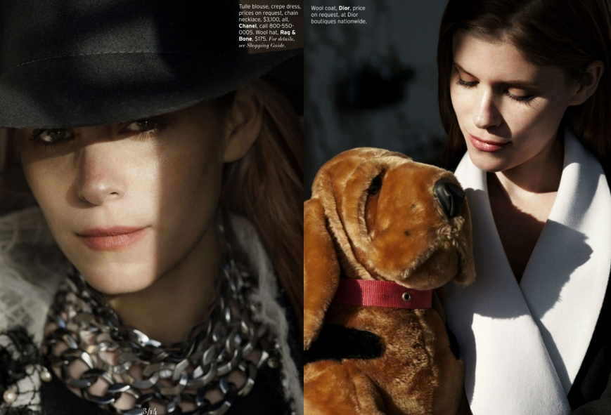 Kate Mara for Elle July 2013 04
