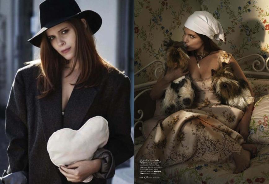 Kate Mara for Elle July 2013 06