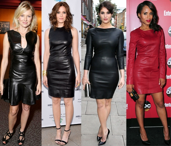Naomi Watts, Mandy Moore, Gemma Arterton, & Kerry Washington.