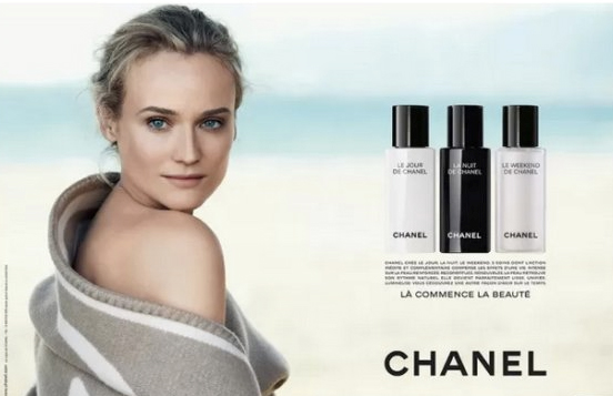 Diane Kruger for Chanel