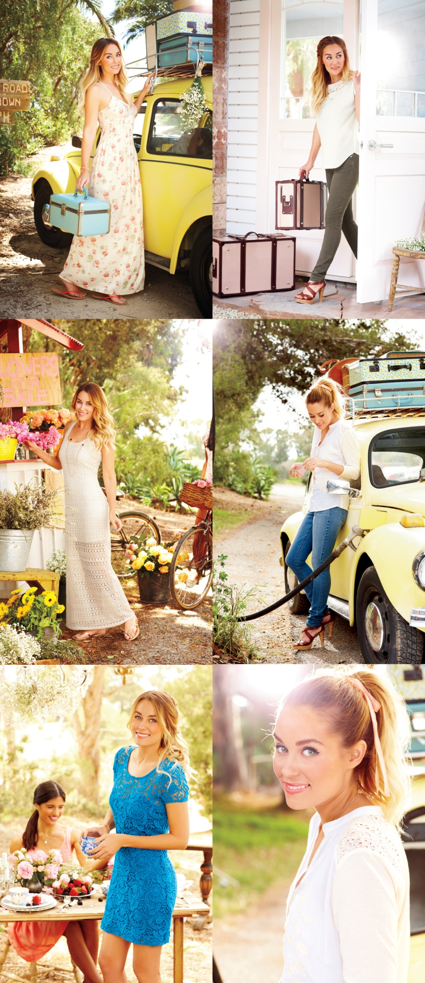 LC Lauren Conrad's July Lookbook for Kohl's