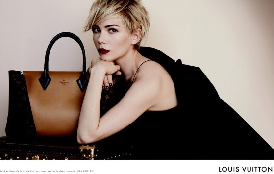 Michelle Williams for Louis Vuitton 01