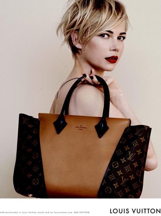 Michelle Williams for Louis Vuitton 02