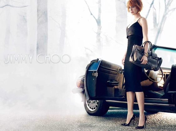 Nicole Kidman for Jimmy Choo 01