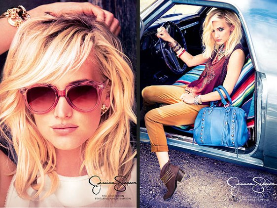 Ashlee Simpson for Jessica Simpson Collection 02