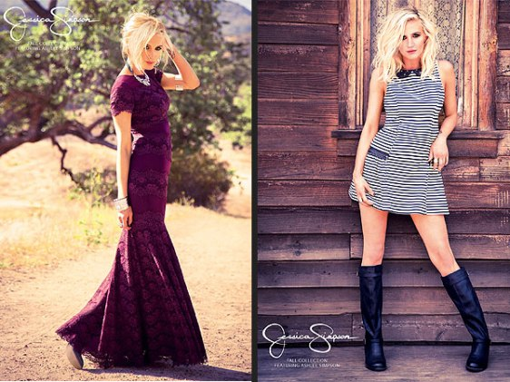 Ashlee Simpson for Jessica Simpson Collection 03