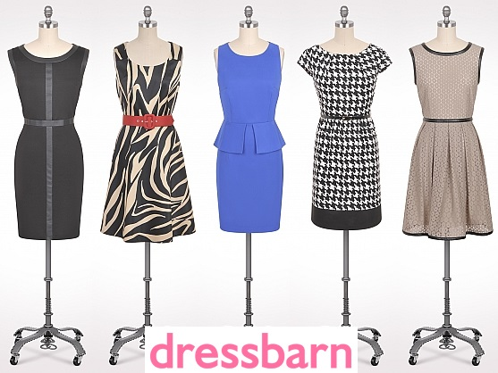 Dress Barn dresses