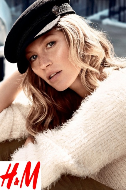 Gisele Bundchen for H&M 01