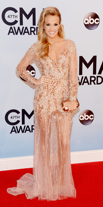 Carrie Underwood at the 47th CMA Awards 01