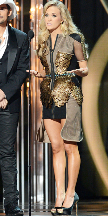 Carrie Underwood at the 47th CMA Awards 02