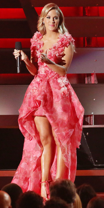 Carrie Underwood at the 47th CMA Awards 03