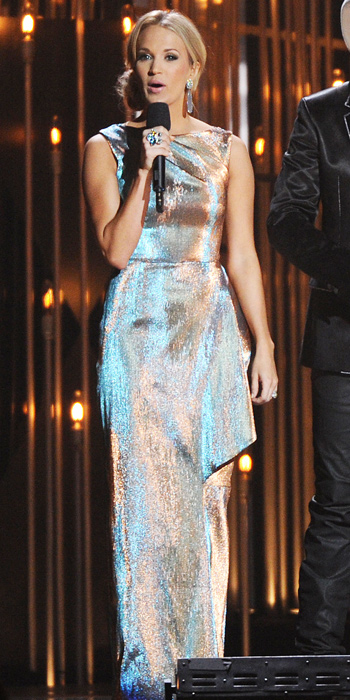 Carrie Underwood at the 47th CMA Awards 06