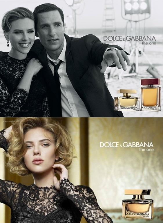Dolce & Gabbana - The One, featuring Scarlett Johansson & Matthew McConaughey