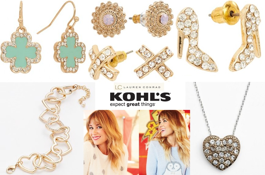 Jewelry by LC Lauren Conrad for Kohl's
