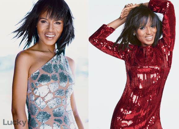 Kerry Washington for Lucky December 2013 02