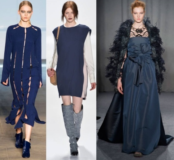 Derek Lam, Rebecca Minkoff, & Marchesa Fall 2014 Ready-To-Wear
