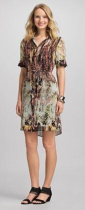 Dress @Dress Barn, $46.00