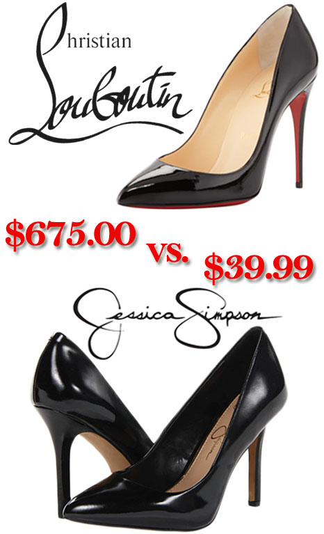 Christian Louboutin vs