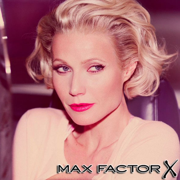 Gwyneth Paltrow for Max Factor 01
