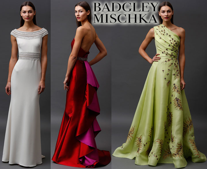 Badgley Mischka Pre-Fall 2015 Collection