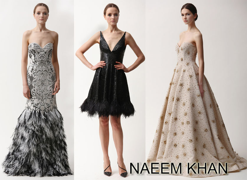 Naeem Khan Pre-Fall 2015 Collection