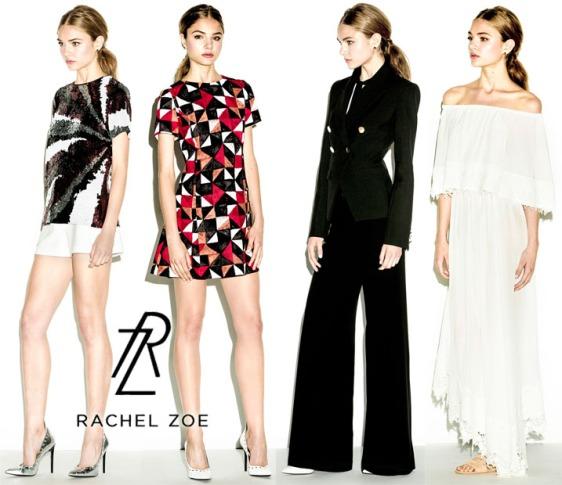 Rachel Zoe Pre-Fall 2015 Collection