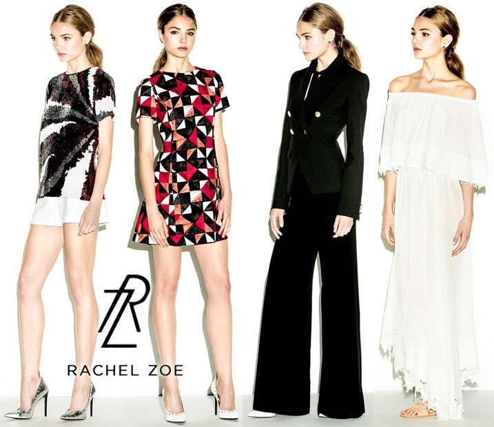 Rachel Zoe Pre-Fall 2015 Collection