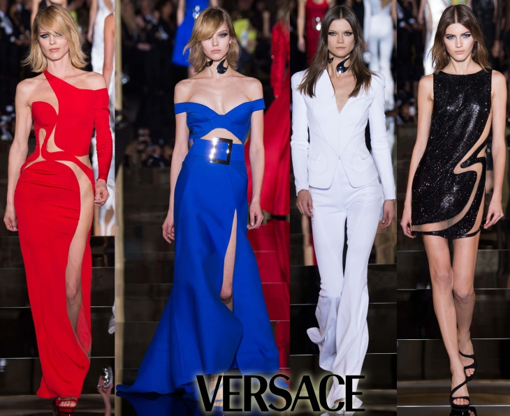 Atelier Versace Spring 2015 Couture Collection