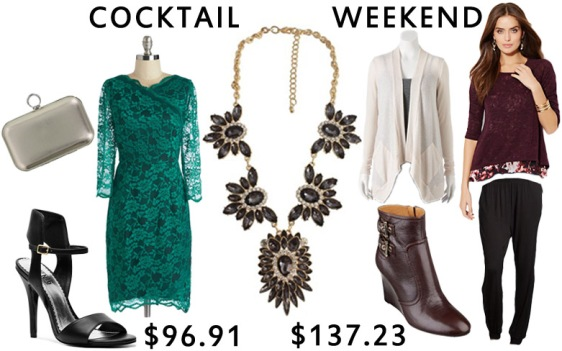 Fabulous in 4 Ways - Cocktail & Weekend