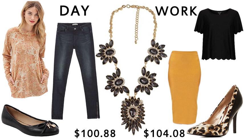 Fabulous in 4 Ways - Day & Work