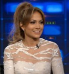 Jennifer Lopez at The Daily Show 02.