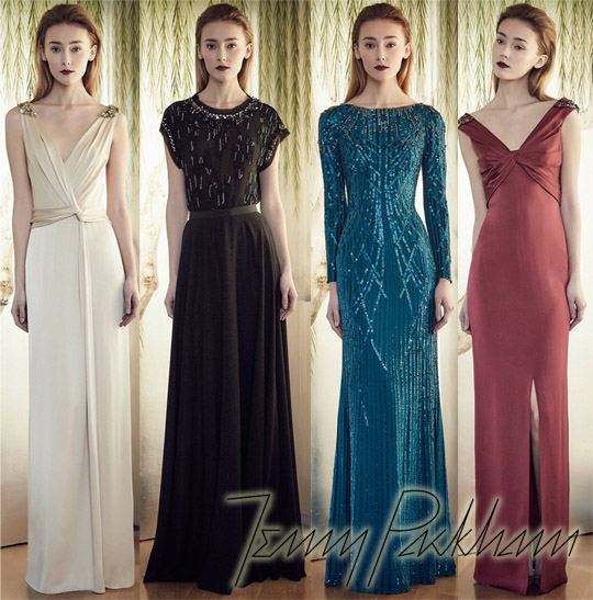 Jenny Packham Pre-Fall 2015 Collection.