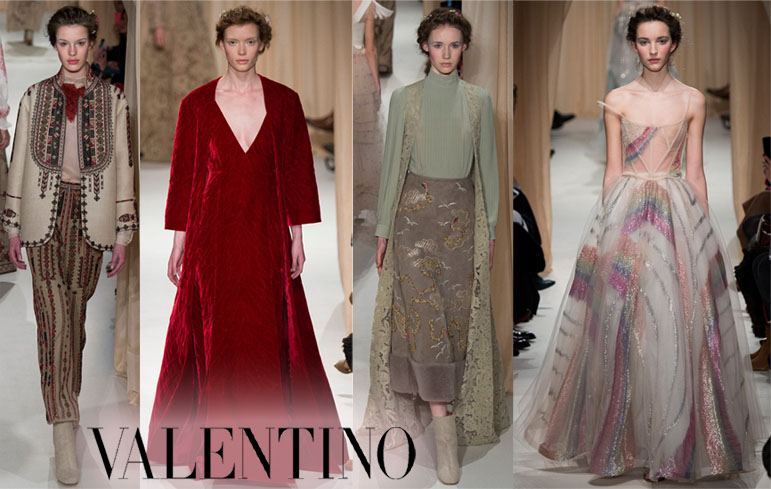 Valentino Spring 2015 Couture Collection.
