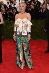 Chloe Sevigny in an embroidered off-the-shoulder dress by J.W. Anderson at the 2015 Met Gala. 01.