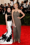 Cindy Chao & Gemma Ward at the 2015 Met Gala. 01.