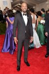 Common at the 2015 Met Gala. 01.