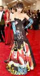 Katy Perry & Madonna both in graffiti-inspired designs by Moschino by Jeremy Scott at the 2015 Met Gala. 02.