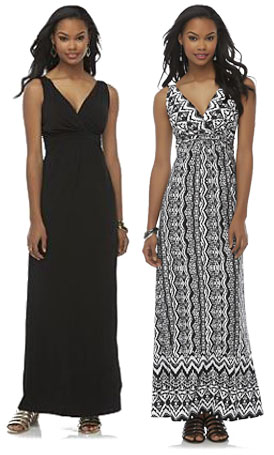 Sear - Covington maxi dress $24