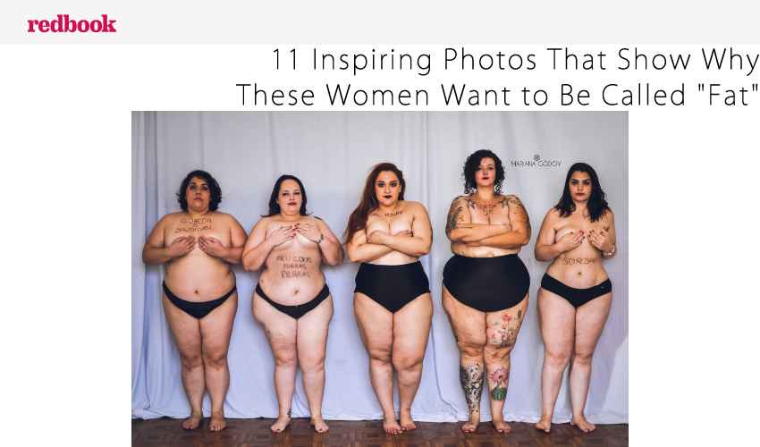 11 Inspiring Photos That Show Why These Women Want To Be Called Fat