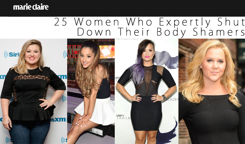 25 Women Who Expertly Shut Down Their Body Shamers