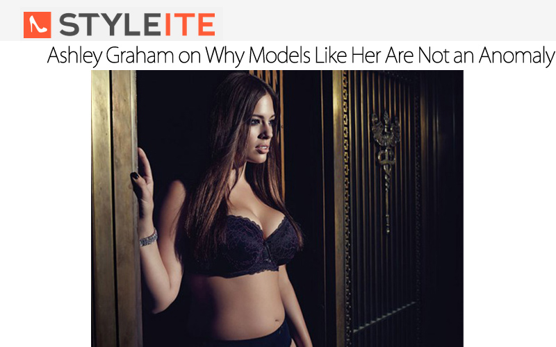 Ashley Graham on Why Models Like Her Are Not an Anomaly
