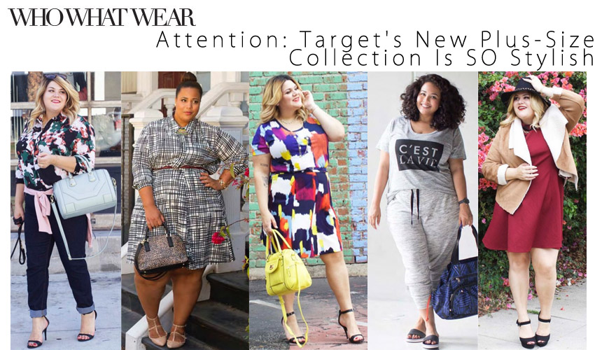 Attention- Target's New Plus-Size Collection is SO Stylish