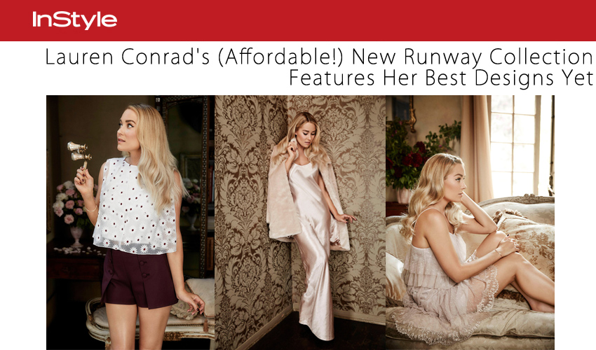 Lauren Conrad's (Affordable!) New Runway Collection Features Her Best Designs Yet