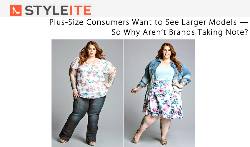 Plus-Size Consumers Want to See Larger Models — So Why Aren't Brands Taking Note