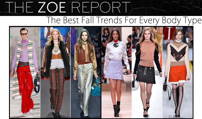 The Best Fall Trends For Every Body Type