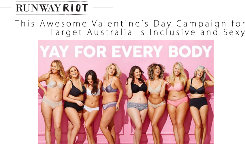 This Awesome Valentine's Day Campaign for Target Australia Is Inclusive and Sexy