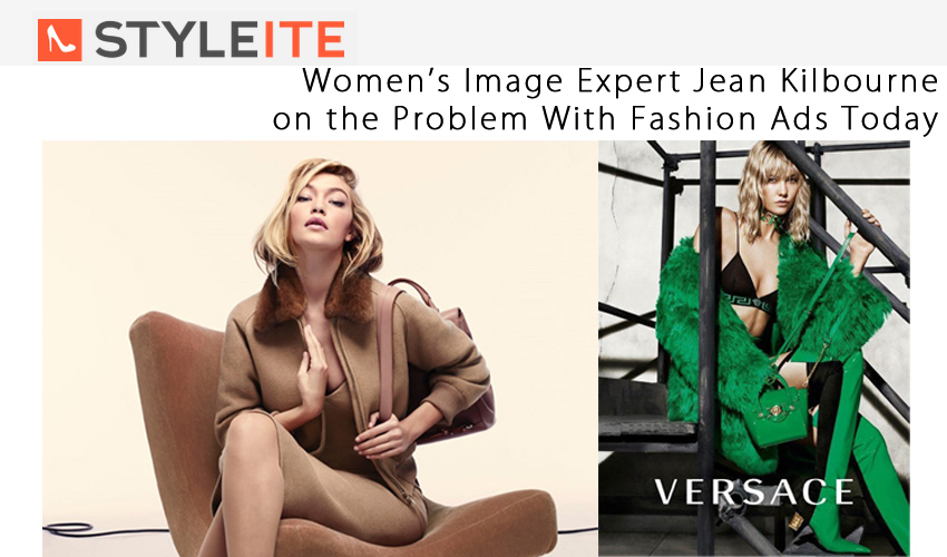 Women's Image Expert Jean Kilbourne on the Problem With Fashion Ads Today