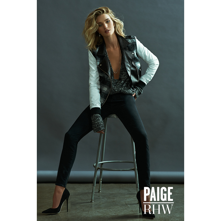 Rosie Huntington-Whiteley for Paige Denim 01
