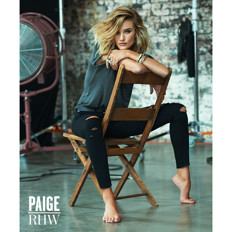 Rosie Huntington-Whiteley for Paige Denim 02