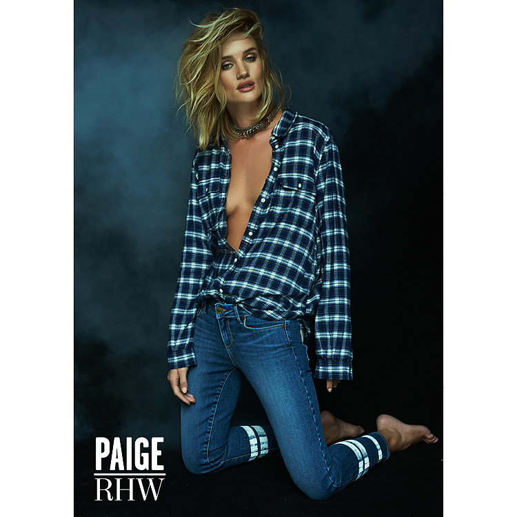 Rosie Huntington-Whiteley for Paige Denim 10